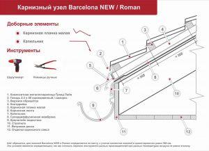 Карнизный-узел-BarcelonaRoman