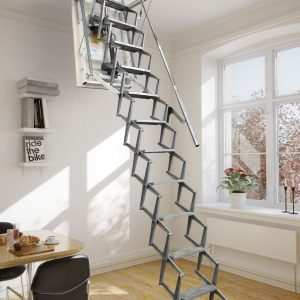 Картинка Чердачная лестница с электроприводом - FANTOZZISCALE MOTOR BASE