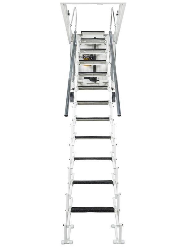 Картинка Чердачная лестница с электроприводом - FANTOZZISCALE MOTOR2