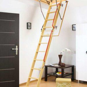 Картинка Термоизоляционная лестница Fakro LWL Extra